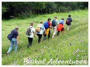 Hiking tours at Lake Baikal, The travel information about Lake Baikal, Mongolia, Buryatia, activities, ecological adventures, individual tours in the Baikal region.
